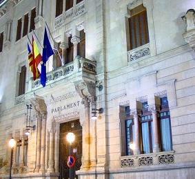 Galer a multimedia foto 3381 fachada del parlamento de for Foto del parlamento