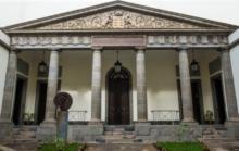 Fachada del Parlamento de Canarias